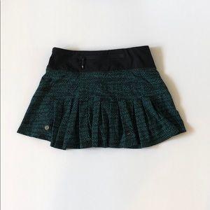 Lululemon Circuit Breaker Skirt- Regular